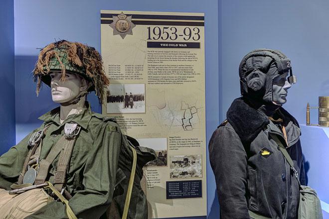 Canadian War Museum Virtual Tour